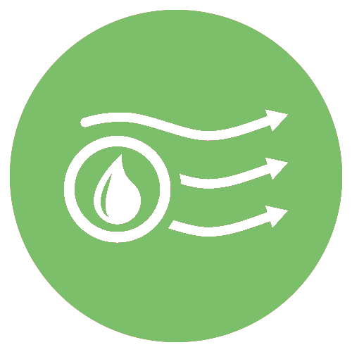 Seed humidification
