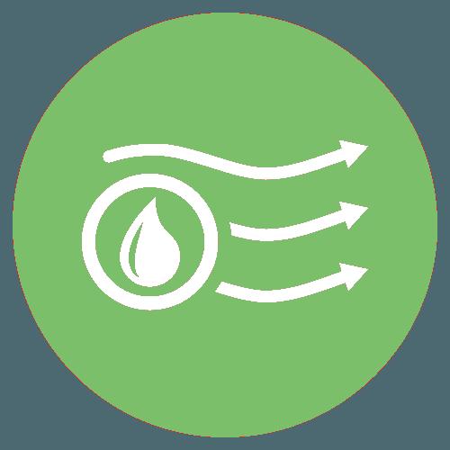 Seed humidification